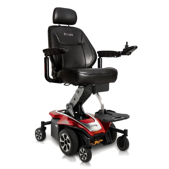 Elevating Seat Power Wheelchairs